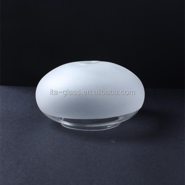 moderne glazen bol lamp china leverancier partile mat glas lampenkap glazen bol lamp deel
