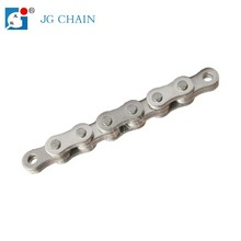 Chinese iso standard alloy steel or stainless steel lh series forklift parts lifting leaf chain lh1034