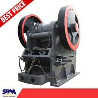 China factory offer second hand jaw crusher for sale