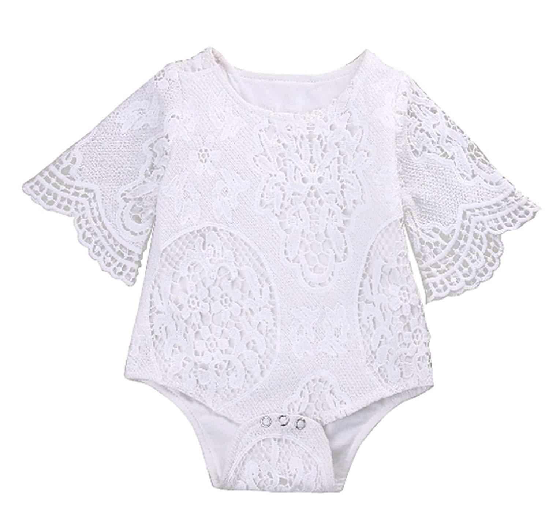 a2621095d9b2 Cheap Lace Baby Bodysuit
