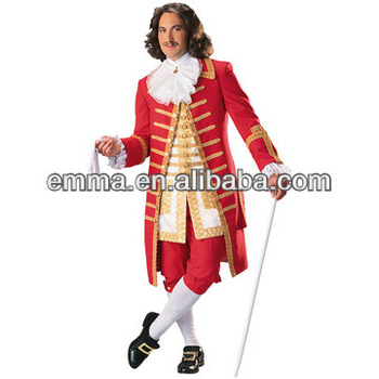 adult sex costumes for men colonial costume CM-1535  sc 1 st  Alibaba & Adult Sex Costumes For Men Colonial Costume Cm-1535 - Buy Colonial ...