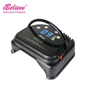 Nail Gel Curing Led Light iBelieve Cordless 64w nail lamp TP46E