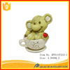 2016 New Product Cute Cartoon Polyresin Figures Custom Action Figure Polyresin Decorative Figure