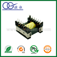 ETD29 step up transformer for switching mode power LED transformer,supply free sample