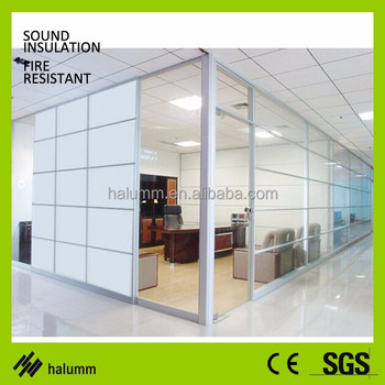 Full Height Aluminium Partition Details Ready Made Partition Walls Standard  Size - Buy Office Space Partition,Office Modular Partition System,Office