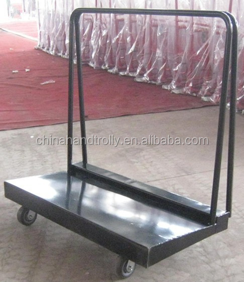 A Frame Panel Cart Platform Hand Truck Dolly For Timber Yard - Buy A ...