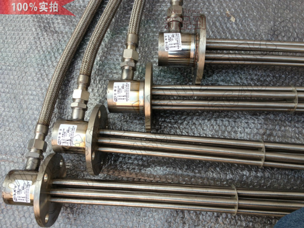 Stainless steel explosion proof electric heating barrel