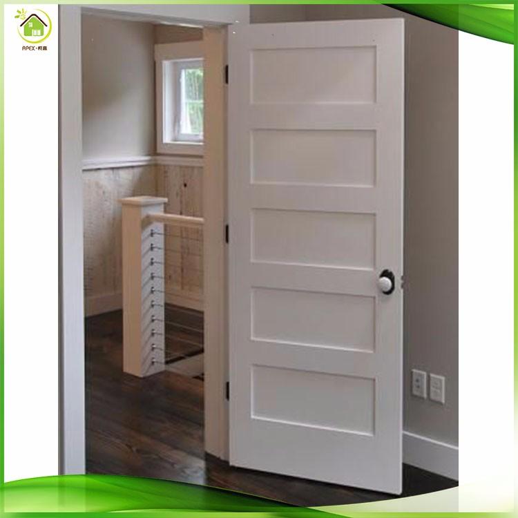 Wood Door Pictures Solid Core 5 Panel Interior Door Buy 5 Panle