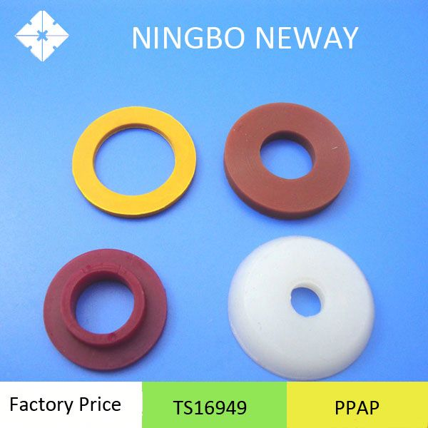 factory high precistion custom made epdm rubber gasket