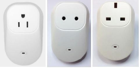 Bluetooth 4.0 Ble Power Socket/plug/outlet Bluetooth Wireless ...