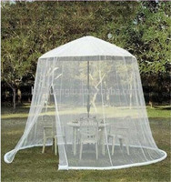 Huzhou Shuanglu Patio umbrella screen outdoor mosquito net