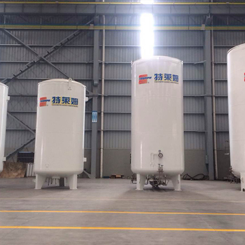 Top factory price vacuum cryogenic gas storage manufacturers vertical liquid oxygen tank