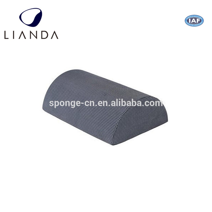 China Supplier Medical Orthopedic Half Cylinder Memory Foam Pillow ...