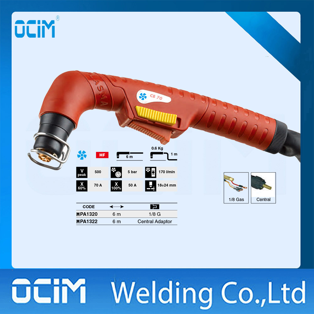 plasma cutting tip for CB70 plasma cutting torch accessories