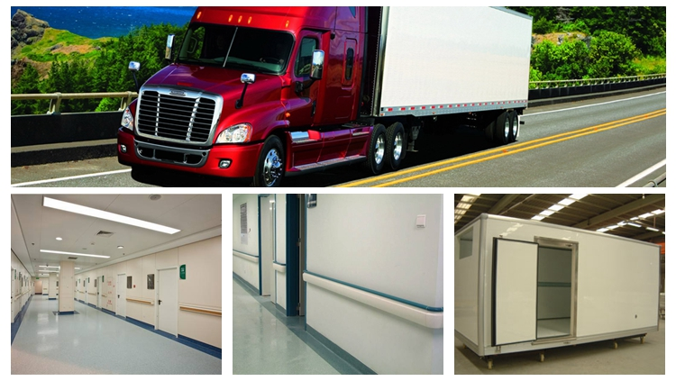 Sheet Fiberglass 2mm Cargo Trailer Body Panels For Rv Motorhomes Caravan -  Buy Cargo Trailer Body Panels,Sheet Fiberglass 2mm,Fiberglass Panels Rv