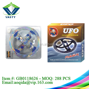 Air floating magic ufo magic toy for show magic flying UFO