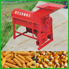 Diesel engine powered Combine maize corn skin peeling & threshing machine /corn peeler machine