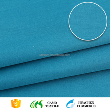 2017 top quality competitive china manufacturer natural cotton fabric