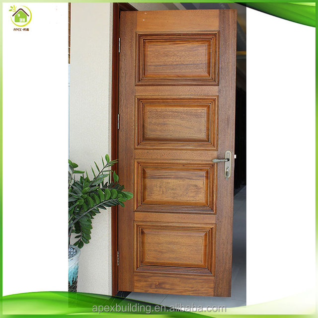 walnut solid wood exterior door wood entry door handmaking paint modern antique designsolid wood exterior door source quality solid wood exterior door