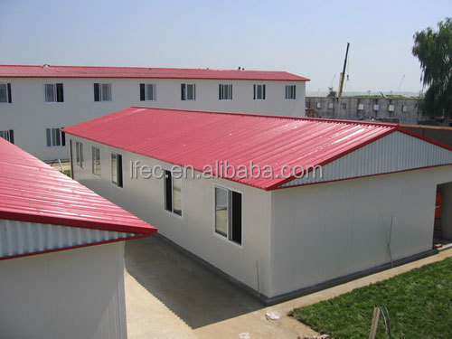 Prefab steel structure low cost of warehouse construction