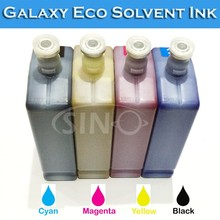Used For DX5 DX7 Print Head 100% Original Galaxy ECO Solvent Printing Ink
