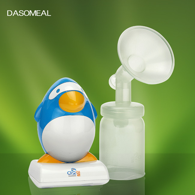 hot selling mother use manual portable vacuum breast milk collector