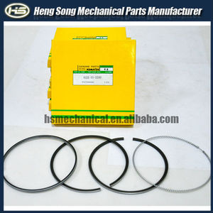 pc300-6 6D108 6222-33-2110 piston ring set genuine quality izumi