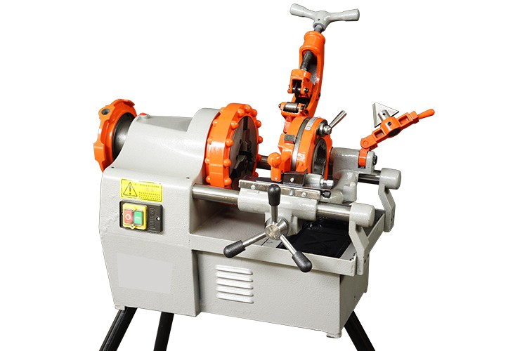 "ZT-R2 750W 24 r/min 1/2-4"" Portable Automatic Electric Pipe Threading Machine"