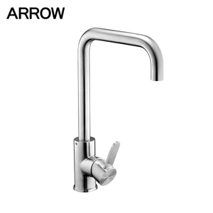 chrome plating sink taps modern deck mounted kitchen faucet for sink