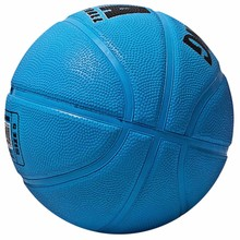 Multi Color inflatable 7# 6# custom Rubber toy basketball ball