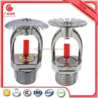 ul fm approved fire fighting sprinklers types
