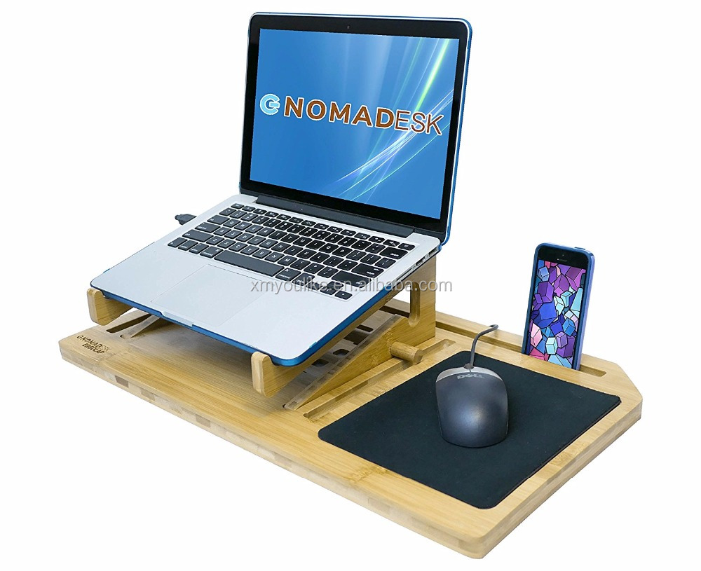product cell new phone charging stand cradle natural wood bamboo stands triple smartphone for holder desk