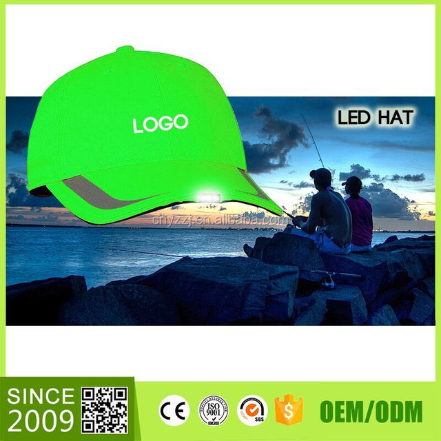 6bad34f075f Hot Sale 4 LED Light Baseball Cap Hat - Best Hands Free Solution - Camping -