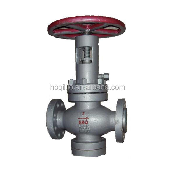 Latest Marine Right angle pressure exported flow rate restricted valve