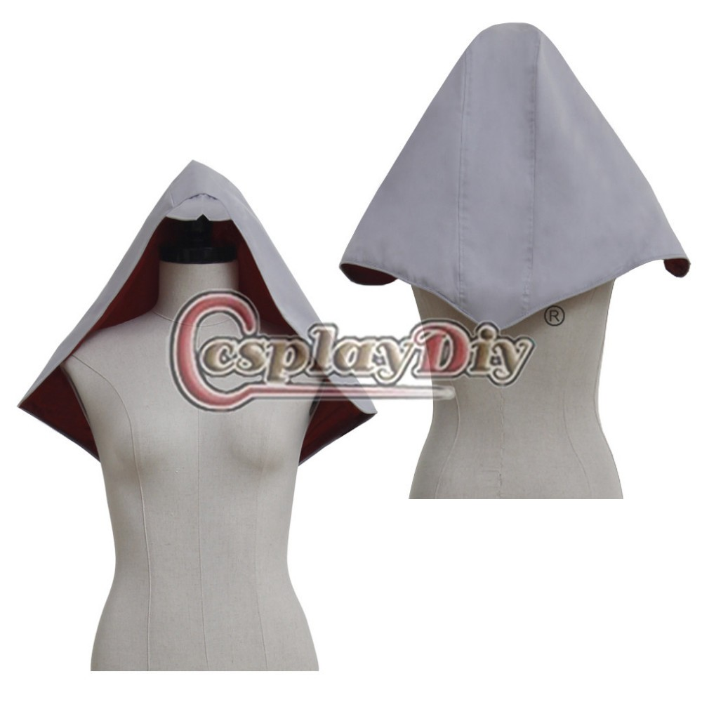 Assassins Creed Cosplay Assassins Creed II Ezio Auditore da Firenze Cosplay Costume Outfit Female Version Halloween Costume