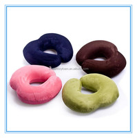 Novelty neck support products, office neck support, heart shaped neck pillow