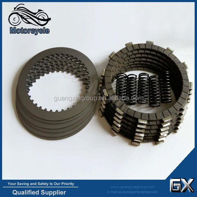 Clutch Kit with Heavy Duty Springs Fit For YAMAHA RAPTOR 700 700R YFZ 450 US