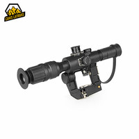 SVD4X26AK rifle scope Long Range Optical Rifle scope for gun and weapon