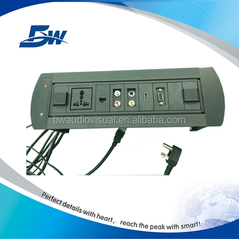 Furniture Power Outlet USB /Hidden Wall Socket /Electric Turnover 180  Degrees Socket