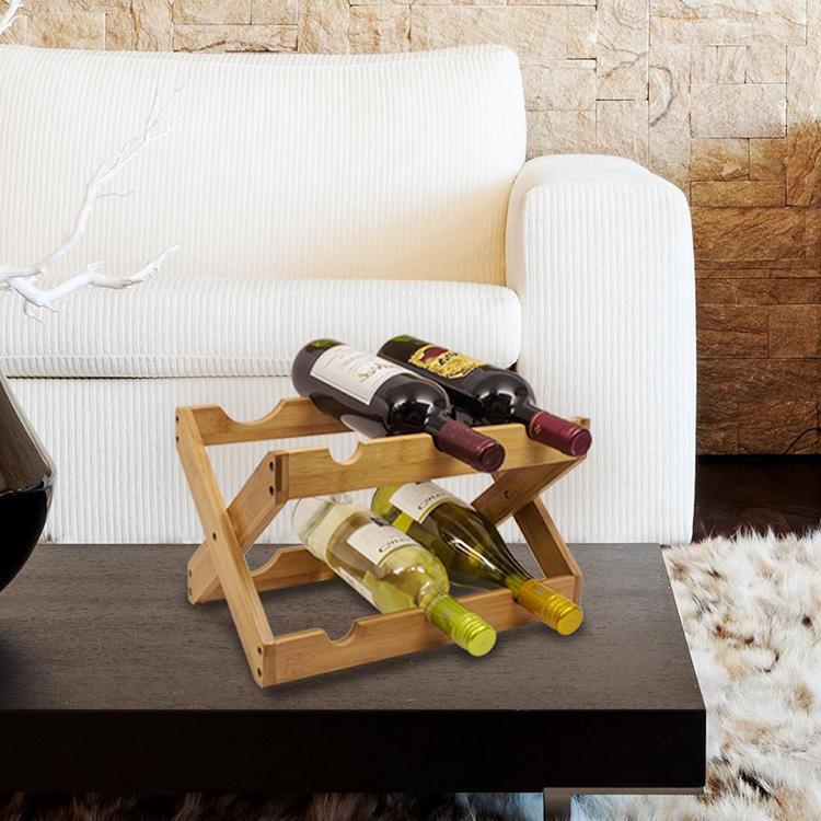 High Quality Countertop Wine Rack 3