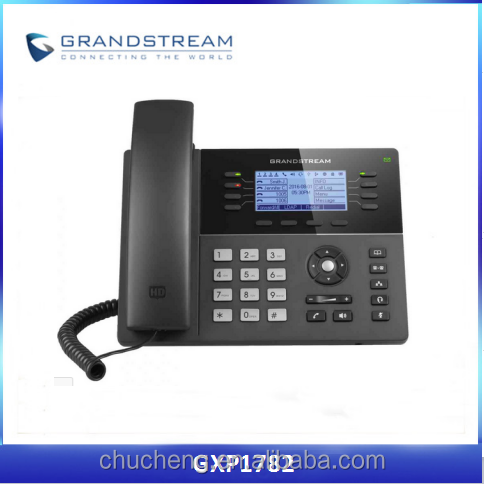 New Grandstream GXP1782 IP Vedio Phone Long Range Cordless Phone