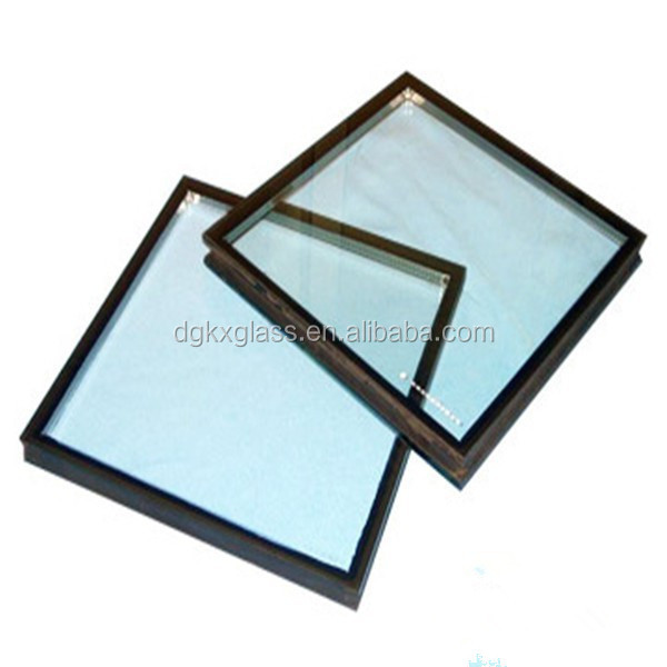 china manufacturer low e insulated glass for curtain wall