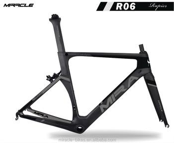 Miracle New Design Carbon Cheap Road Bike Frame Carbon Bike Frames