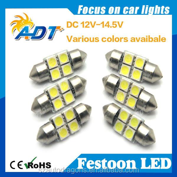 1031 Form Led Lights,Dc12v Auto Led Light Bulbs - Buy 1031 Form ...