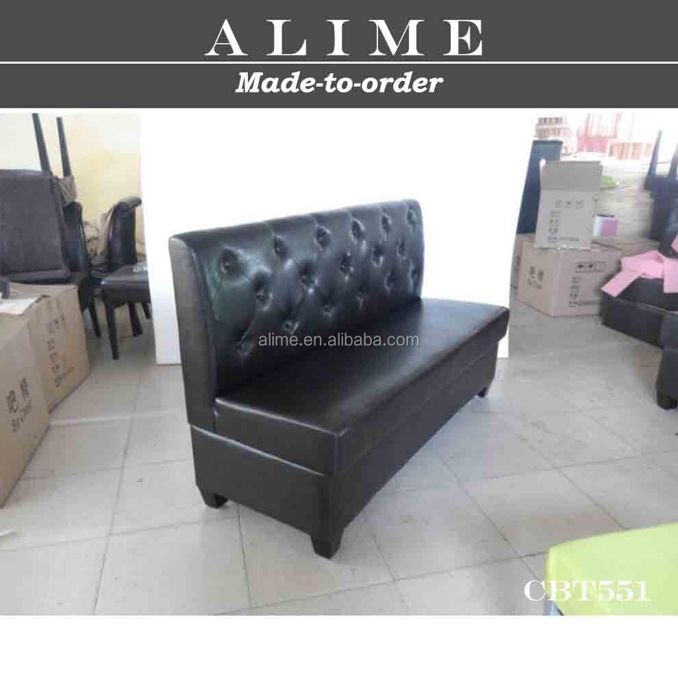 Modern cafe furniture - Alime Cbt551 Custom Modern Cafe Furniture Cafe Booth Seating Cafe Sofa
