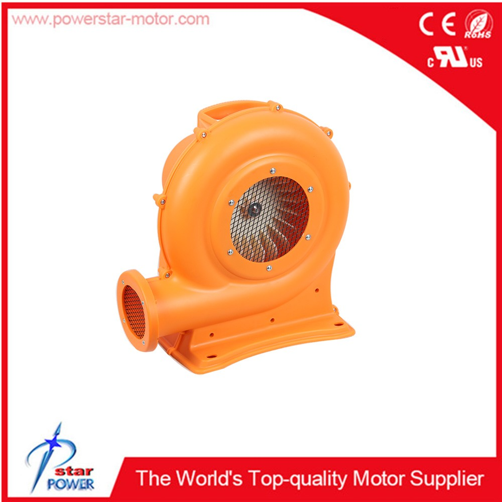 Inflatable fan blower motor inflatable blower fan contair for Motor for inflatable decoration