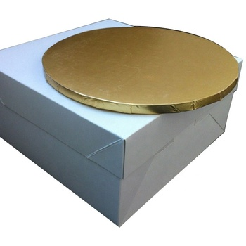 Manufacturer custom personalized cake box packaging