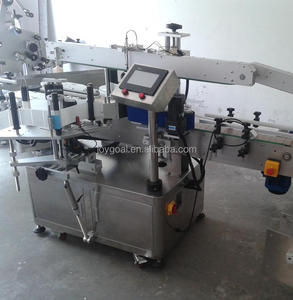 High efficient full automatic hot melt glue labeling machine good price