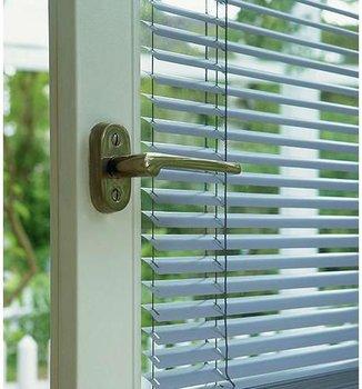 frame glass door with built in blinds big sliding door with blind
