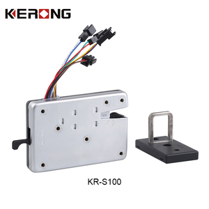 KERONG Security Waterproof Electronic Cell Phone Charger Cabin Lock